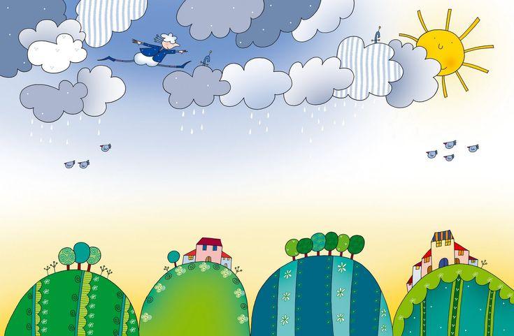 dibujos infantiles para decorar paredes - Buscar con Google
