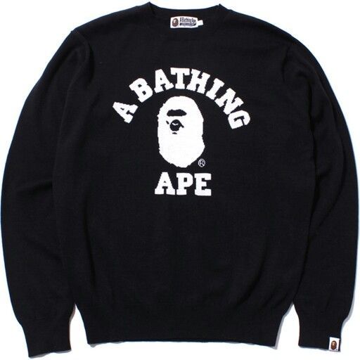 Bape sweater