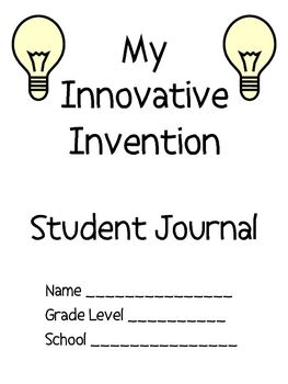 Ever want to have your kids participate in an Invention Project