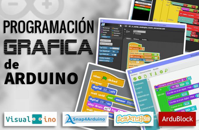 Curso online Programación Gráfica de Arduino