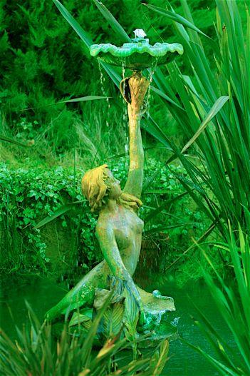 Mountain Mermaid Gardens, Topanga