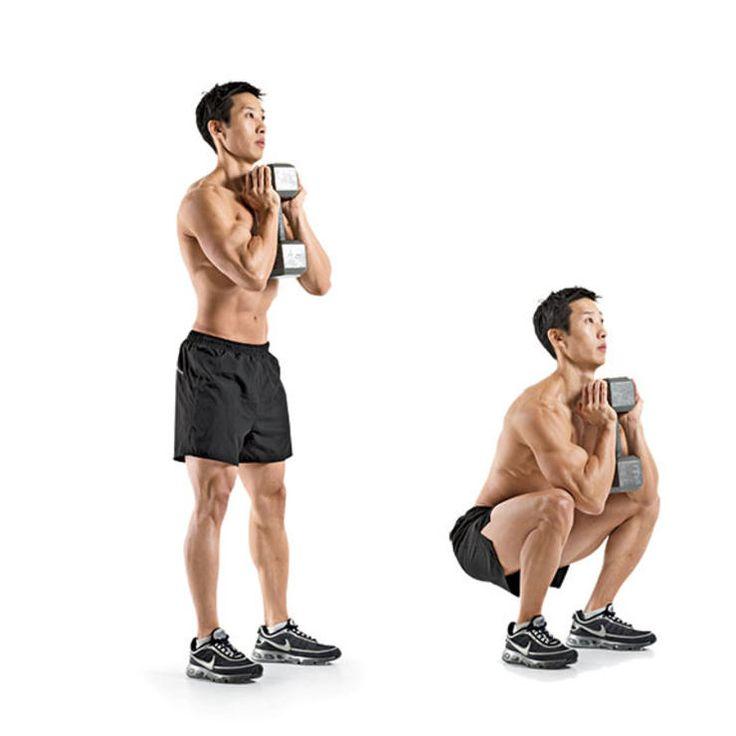 Spartacus Workout - Men's Health