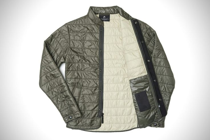 Coldstone Alpha-Lite Shirt Jacket.
