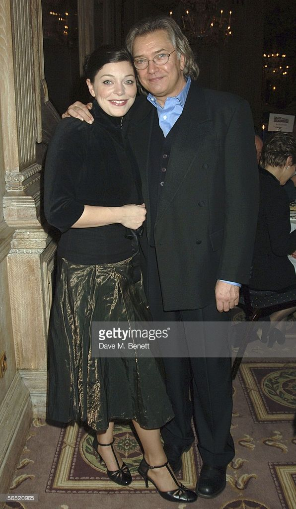 Actors Sophie Shaw and father, Martin Shaw, attend the after show party following the opening night of Bill Kenwright's production at the Haymarket theatre of 'A Man For All Seasons' at the Meridian hotel, Piccadilly on January 3, 2006 in London, England.