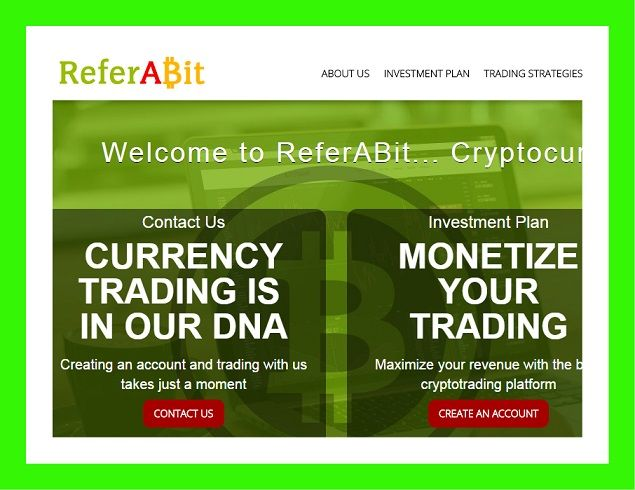 ReferABit claims to help you make a ROI in Bitcoin with an initial investment from $50. Should you join ReferAbit? Let this ReferAbit Review help you out!