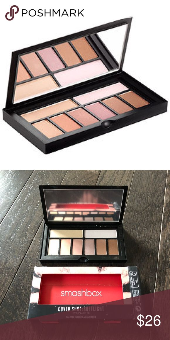 Smashbox Eyeshadow Palette New in box. Color is Softlight