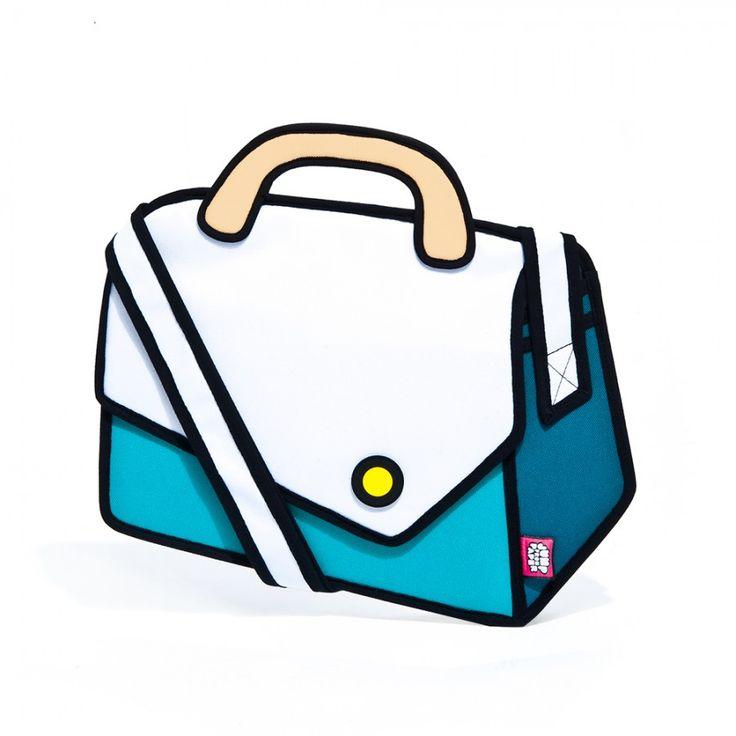 Handbags look like cartoon drawings - Boing Boing