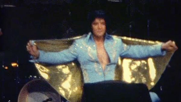 In June Of 1972 Elvis Presley Played Four Sold Out Shows