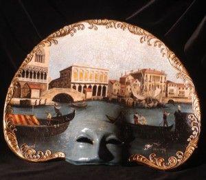 "M06 Mask ""Ai sospiri"" Venice"