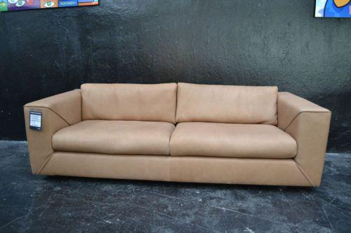 Machalke-Sofa-PROTOTYP-4-Sitzer-Couch-Leder-braun-beige-LP-5-023