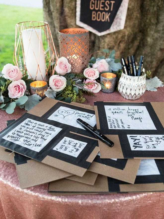 Wow This Handmade Guest Book Quilt Is Amazing Learn How
