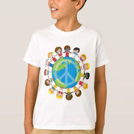 Global Children T-Shirt - tap to personalize and get yours