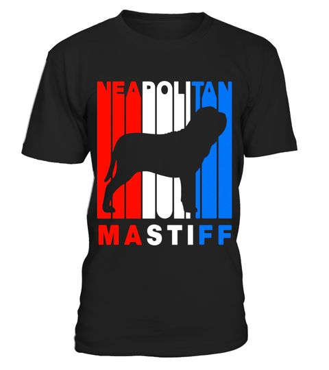 """# Retro RWnB Neapolitan Mastiff Silhouette T-Shirt .  Special Offer, not available in shops      Comes in a variety of styles and colours      Buy yours now before it is too late!      Secured payment via Visa / Mastercard / Amex / PayPal      How to place an order            Choose the model from the drop-down menu      Click on """"Buy it now""""      Choose the size and the quantity      Add your delivery address and bank details      And that's it!      Tags: Vintage Style Neapolitan Mastiff…"""