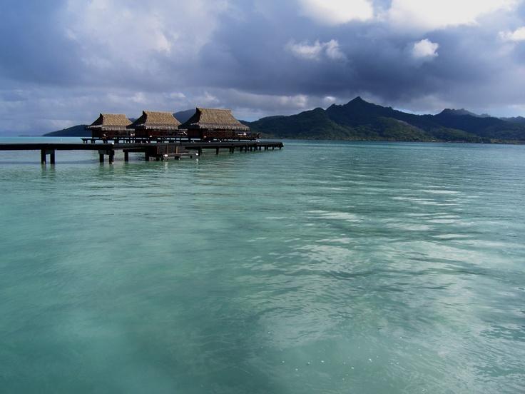 Vahine Island Private Resort, French Polinesia