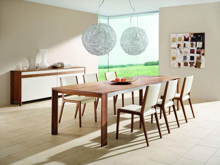 Eviva - rozkládací stůl do jídelny / table in dining room