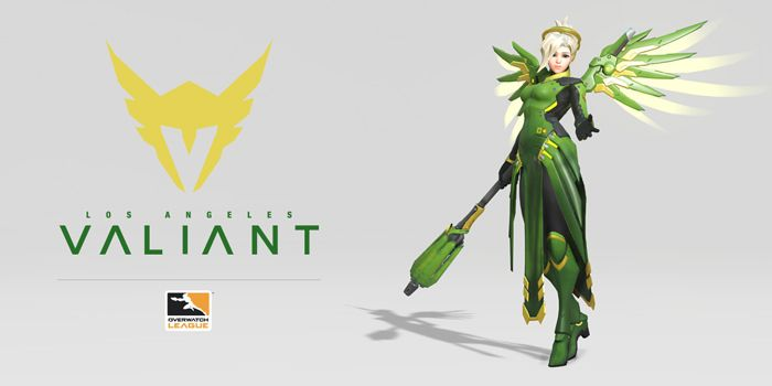 Overwatch Confira As Skins Da Overwatch League E Como Conseguir Overwatch Angel Los Angeles