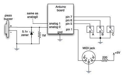 Spooky Arduino Projects 4 Musical Arduino Arduino