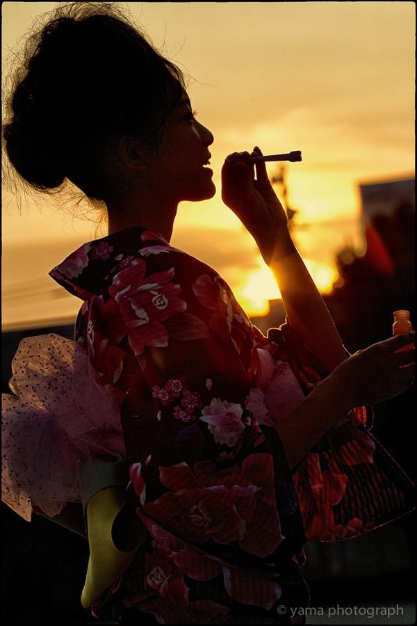"""500px / Photo """"Soap bubbles ♪"""" by Shinichi Yamamoto"""
