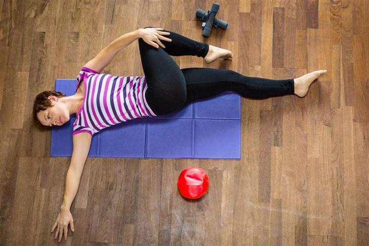 Tipy - Video - jóga k uvolnění beder, zmírnění menstruačních bolestí.
