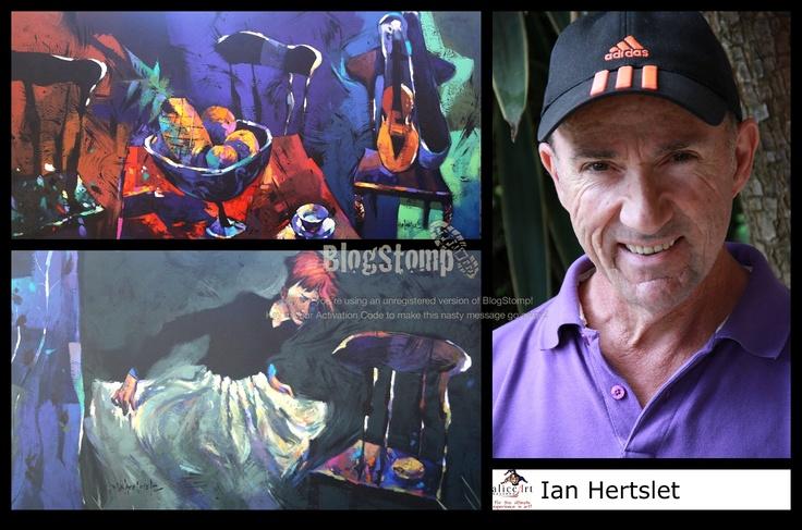 Ian Hertslet: Magnificent deep dark colors - feelings in minor and mineur