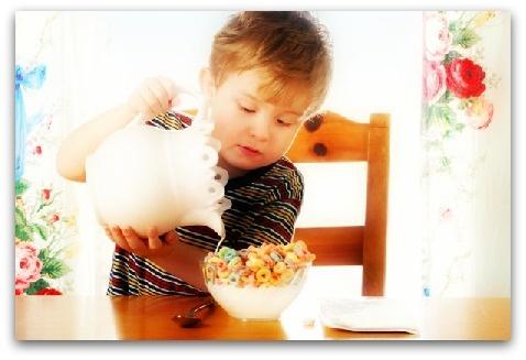 Ecco perché la colazione è il pasto più importante per tuo figlio
