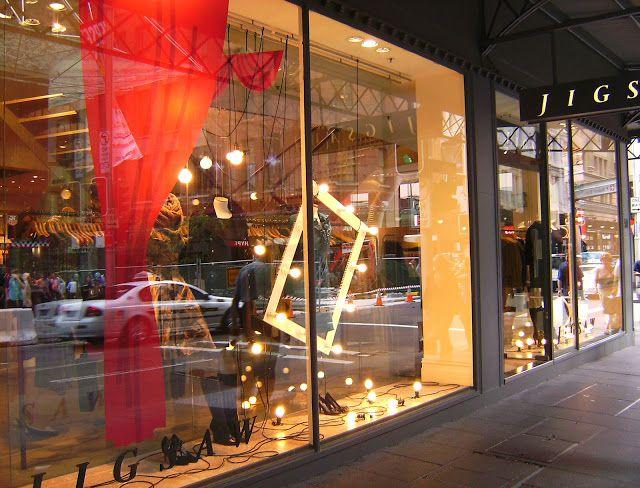 Louise Goodman Visual Merchandising: Jigsaw