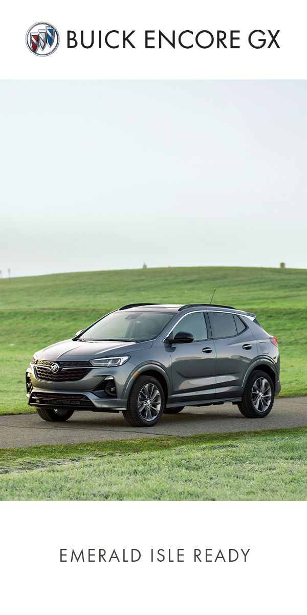 There Just Might Be An Encore Gx At The End Of The Rainbow In 2021 Buick Encore Small Suv Buick
