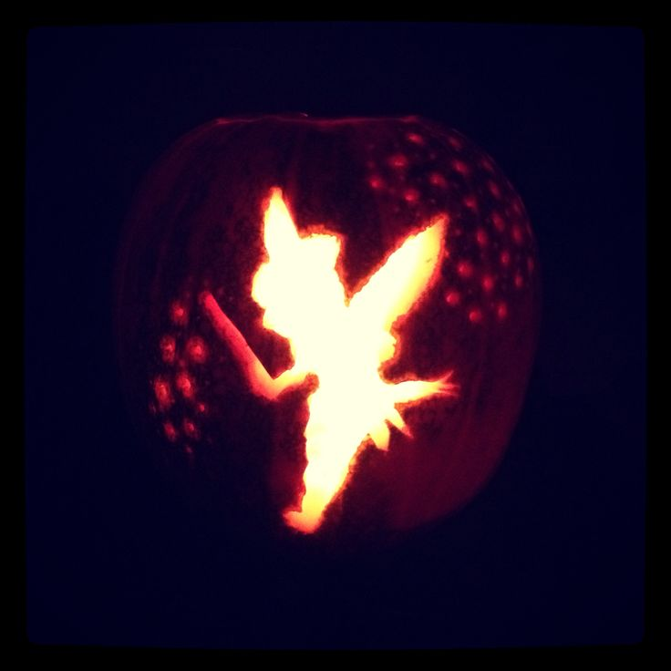 Best ideas about tinkerbell pumpkin template on