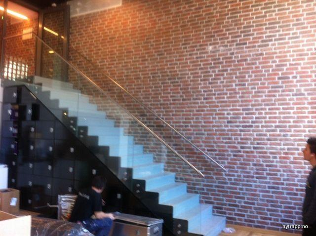 Central Hotel Oslo ovatrol stair