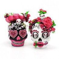 You and me !! In The day of The dead. Always in Love. ♥ SLVH ♥♥♥♥
