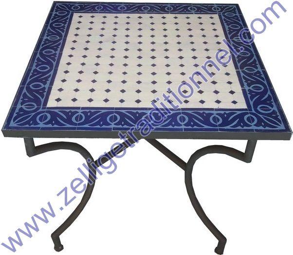 Only best 25 ideas about mosaique marocaine on pinterest - Table mosaique rectangulaire ...