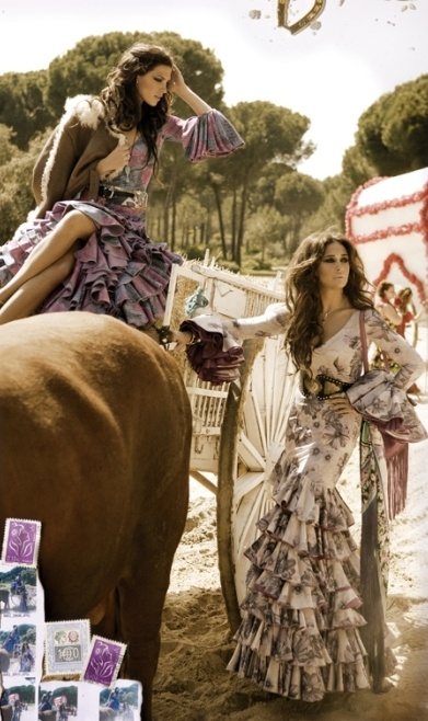 ¿quieres decir que con tanto sello el caballo llegará antes? More information here --> http://lunarit0s.wordpress.com/2011/05/30/cuenta-la-leyenda/