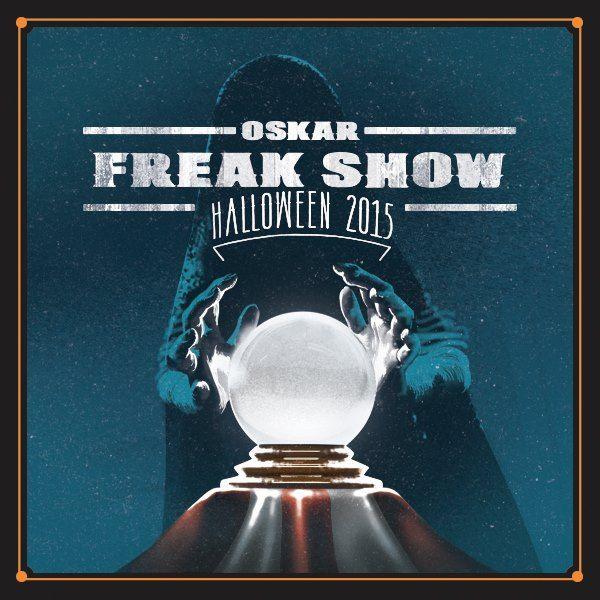 Oskar Freak Show #poster