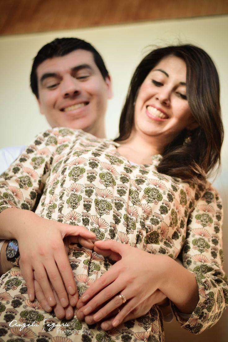 Sesión embarazo. By Ángela Segura photography.