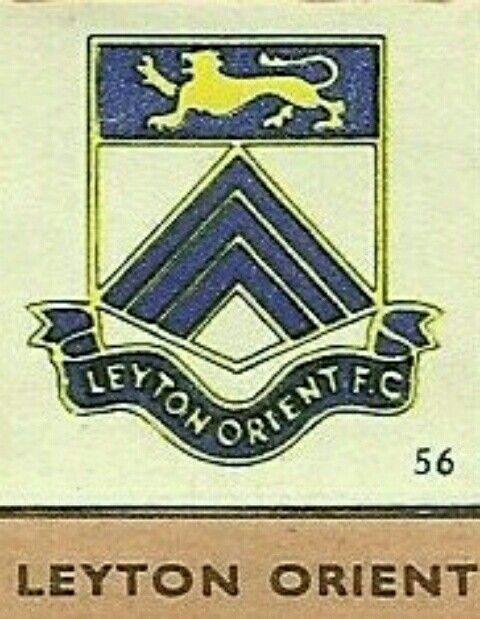 Leyton Orient crest.