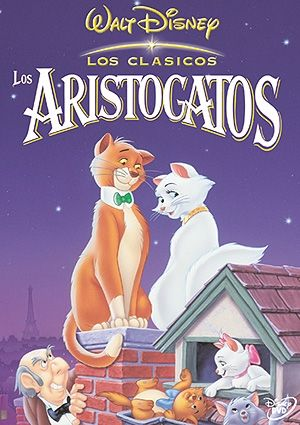 Los aristogatos.