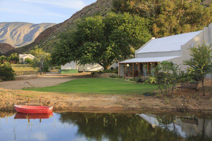 Miller's House, Prins Albert: http://www.lekkeslaap.co.za/akkommodasie/miller-s-house