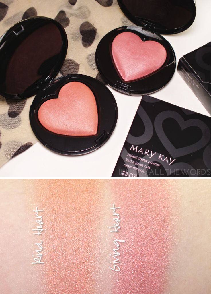 Blush Love | Mary Kay Beauty That Counts Baked Cheek Powder | I Know all the Words