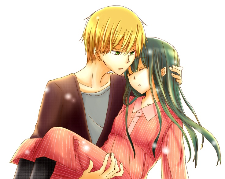 My favorite manga at the moment, that by the way, it's refusing to update: Last Game - Yanagi and Kujou :3