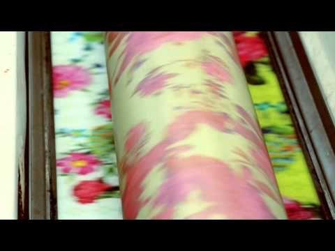 SEDATEX - ROTARY PRINTING ON FABRICS - YouTube