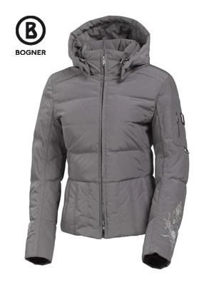 Bogner Mirca-D down ski jacket.