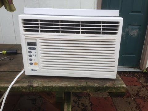 how to clean home air conditioner