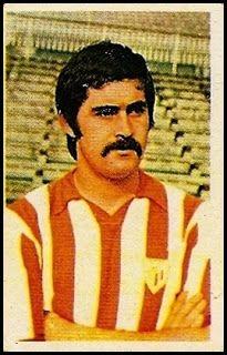 Guisasola. Athletic Club de Bilbao. Cromos Ruiz Romero. Temporada 1976-77.
