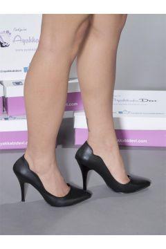 Cherina Stiletto Siyah Cilt https://modasto.com/ayakkabidevi/kadin-ayakkabi/br87188ct13 #modasto #giyim