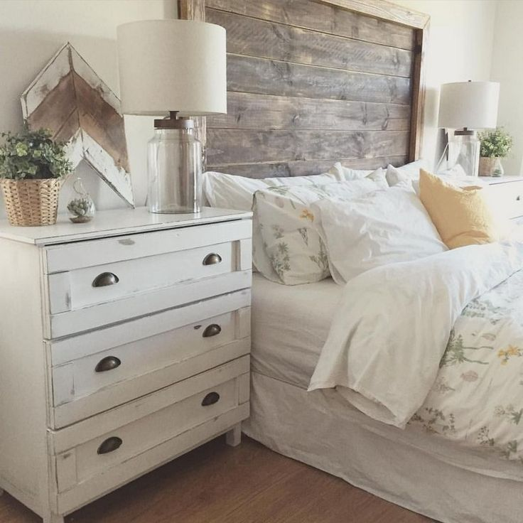 32+ Lovely Farmhouse Bedroom Design Ideas Match For Any Home Design