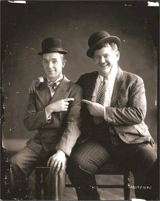 .Laurel & Hardy