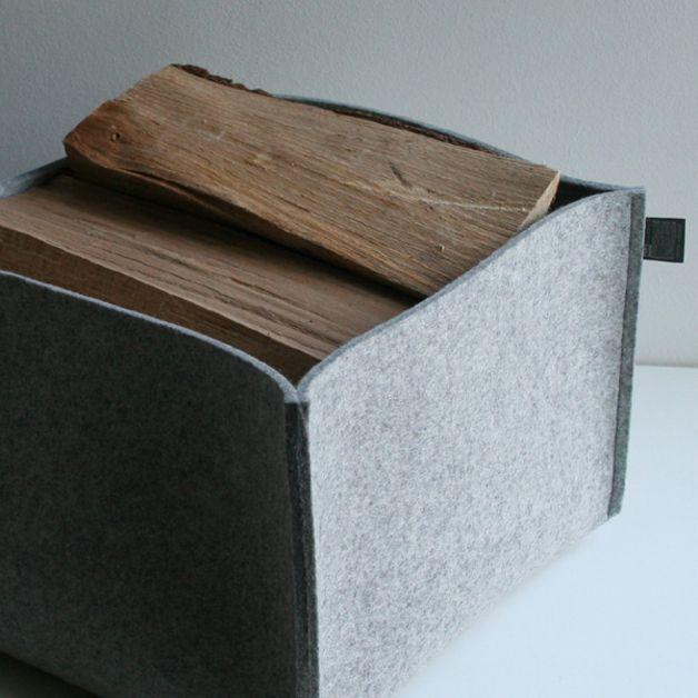 die besten 25 kaminholzkorb ideen auf pinterest korb. Black Bedroom Furniture Sets. Home Design Ideas