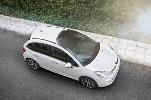 Your sun-filled #Citroën #C3 is perfect for spring time!