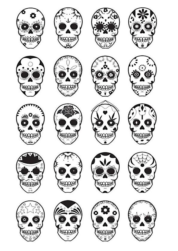picture regarding Sugar Skull Template Printable referred to as printable skull mask Sugar Skull Template Printable A