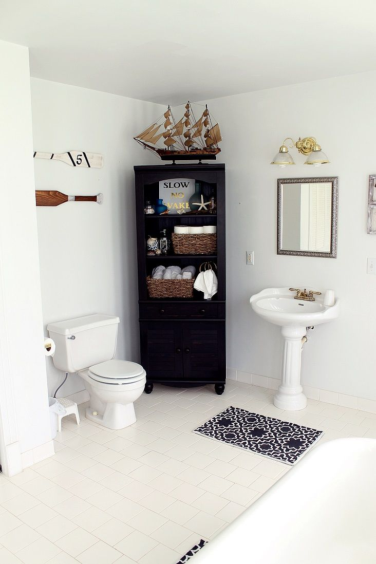 87 best Bathrooms images on Pinterest | Bathroom hacks, Bathrooms ...